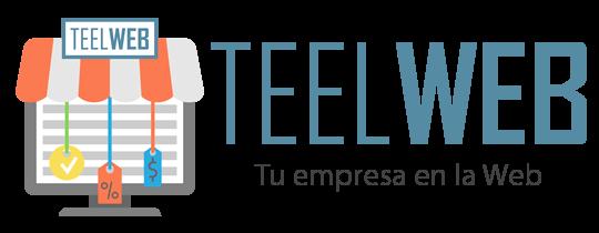 Logo Empresa TEELWEB